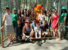 В Саранске 350 подростков отработали летние каникулы