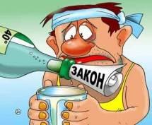 В Мордовии два собутыльника обчистили полки с алкоголем в сельском магазине