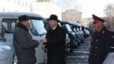 Новая техника поможет снизить число преступлений в Мордовии