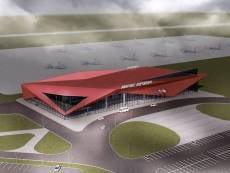 Эксперты одобрили проект нового терминала саранского аэропорта