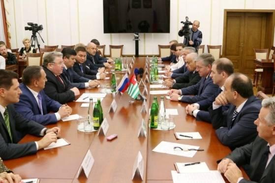 Мордовия и Абхазия будут развивать торговые отношения
