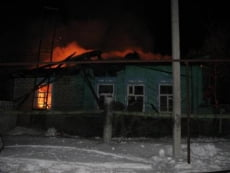 В Мордовии с начала года в пожарах погибло 23 человека