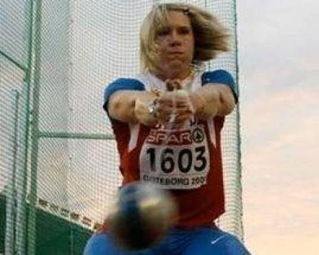 Метательница молота из Мордовии вышла в финал Чемпионата России по легкой атлетике