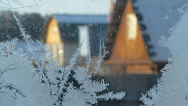 Жителям Мордовии обещают крепкие ночные морозы