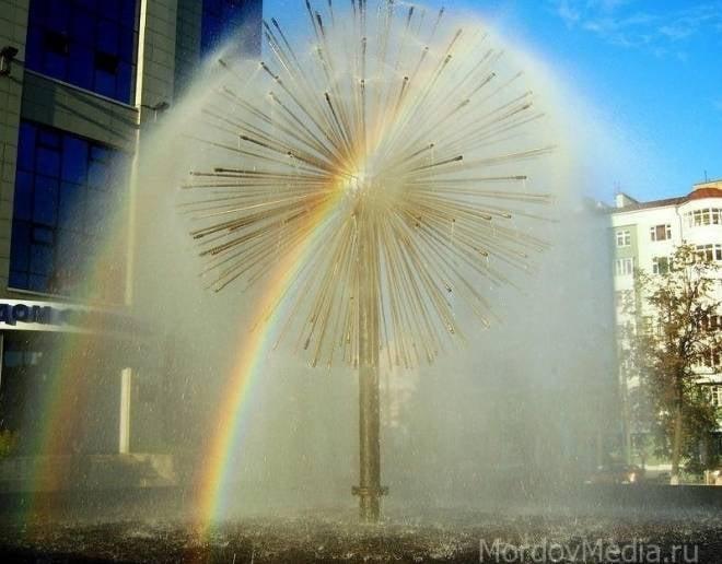 1 октября в Саранске отключат фонтаны