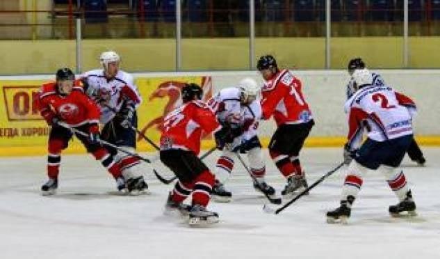 Хоккейный клуб «Мордовия» обыграл «Прогресс» из Глазово
