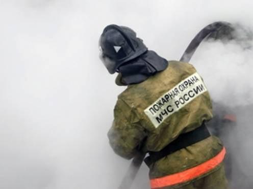 В Саранске горел телевизионный завод