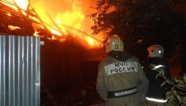 В Мордовии сгорел гражданин Узбекистана, унеся с собой тайну своей личности