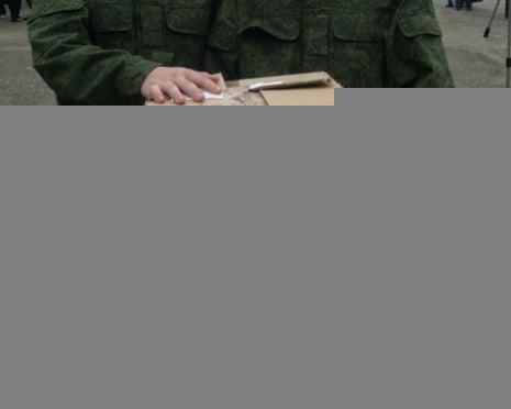 Почтовики Мордовии проводили призывников в армию