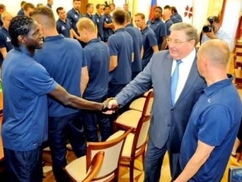 ФК«Мордовия» планирует задержаться в Премьер-лиге надолго