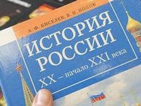 Школьники будут штудировать историю правления Владимира Путина