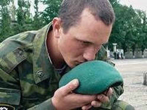 В Мордовии «зеленые береты» получили лучшие судебные приставы