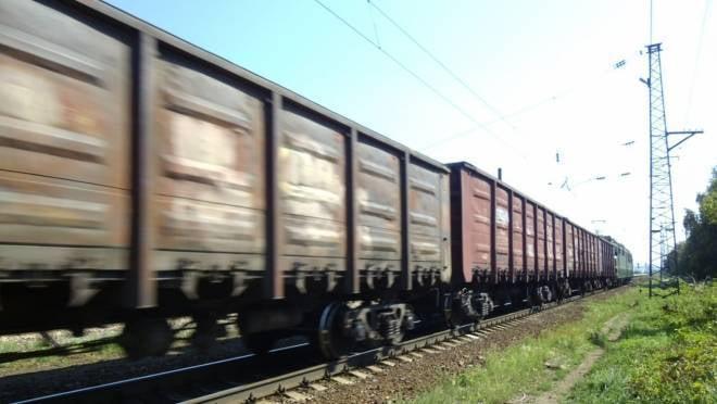 Товарный поезд «Пенза — Рузаевка» столкнулся с иномаркой