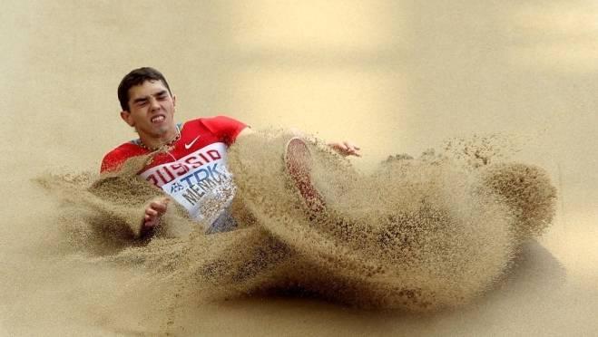 Александр Меньков покорил Европу самым длинным прыжком в сезоне