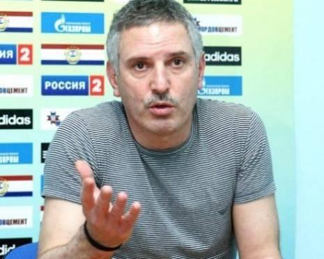 Главный тренер ФК «Мордовия» Федор Щербаченко дисквалифицирован на один матч
