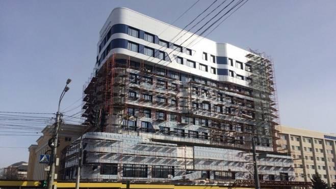 ЧМ-2018: темпы строительства гостиниц в Саранске не вызывают тревоги