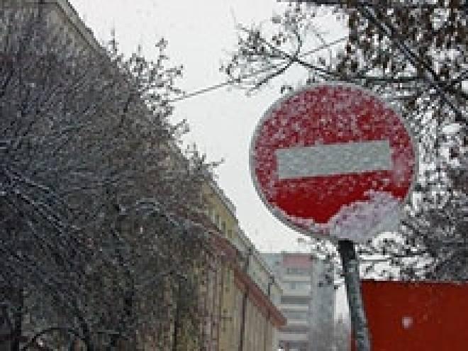 31 декабря в Саранске начнётся с ограничения автодвижения