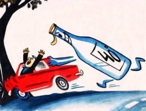 В Мордовии пьяным водителям не дадут «разгуляться» в выходные