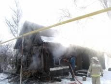В Мордовии при пожаре не смогла спастись женщина-инвалид