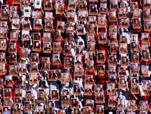 В Саранске акция «Бессмертный полк» начнётся на Привокзальной площади
