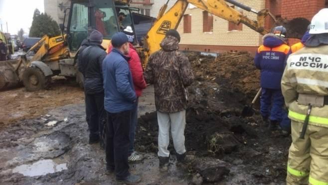 По факту гибели двух рабочих в Саранске возбудили уголовное дело