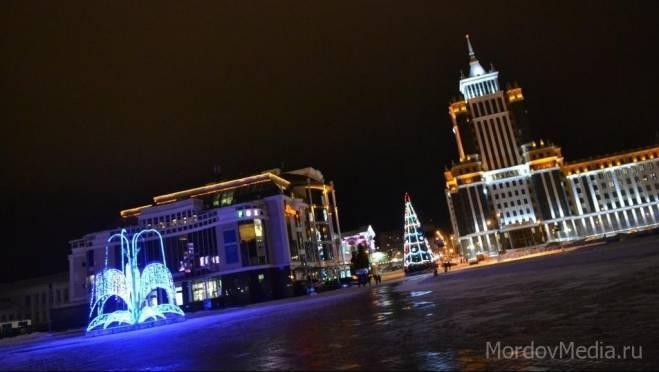 С 22 января Саранск начнёт обретать будничный вид