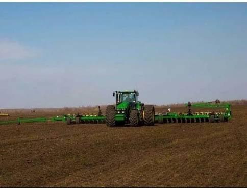 Сельхозпроизводители Мордовии вышли на поля