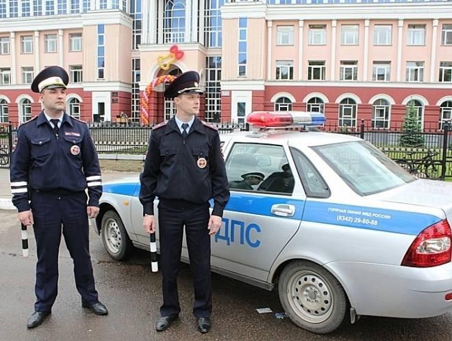 В Мордовии школьников готовят к опасности на дорогах