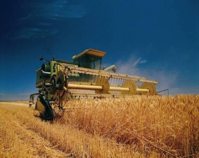 В Мордовии началась уборка зерновых