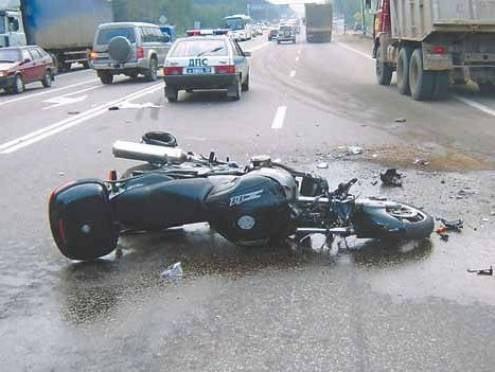 В Мордовии школьник на мотоцикле погиб в ДТП