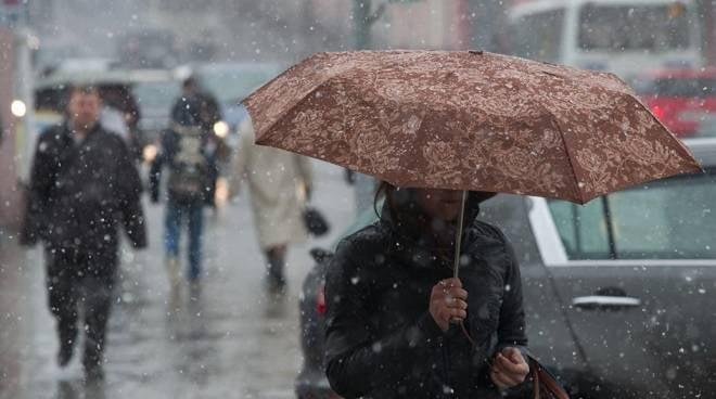 Зима начнет возвращаться в Саранск к вечеру 5 февраля