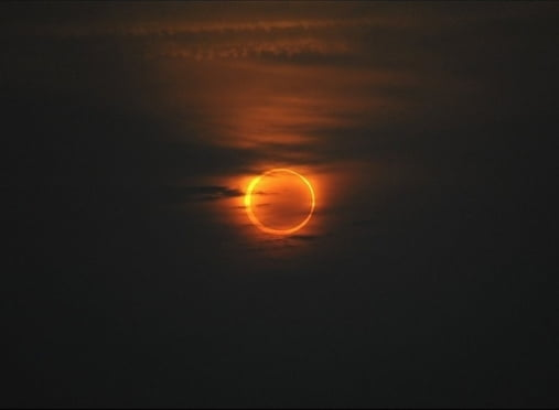 20 марта произойдёт солнечное затмение