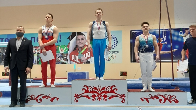 Команда спортивных гимнастов из Мордовии взяла «серебро» на первенстве ПФО