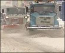 С улиц Саранска вывезено около 60 тысяч кубометров снега