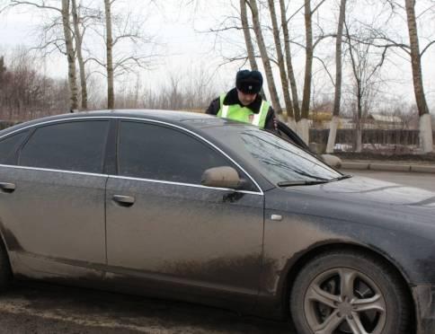 В Саранске за несколько часов 80 водителей «вывели из сумрака»