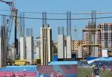 Землю под стадионом к ЧМ-2018 в Саранске отдали федералам