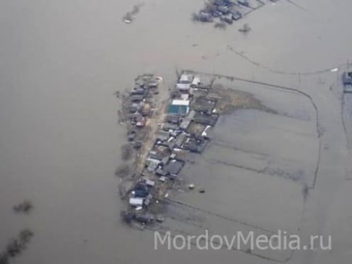 Паводок-2014: Мордовия — в зоне особого риска