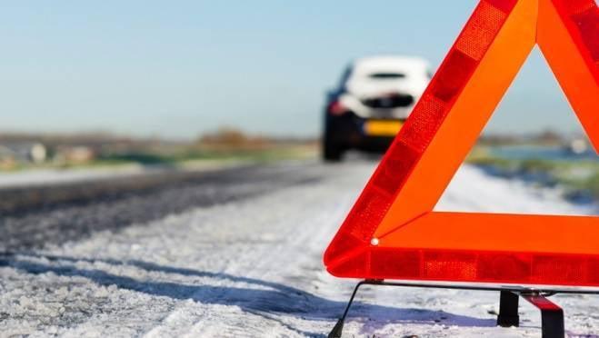 Водитель легковушки в Мордовии врезался в «паркетник», пострадал 1 человек