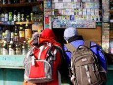 Алкоголь хотят запретить продавать за наличные