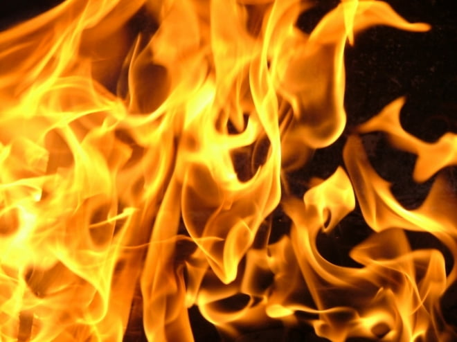 В ночном пожаре погиб житель Мордовии