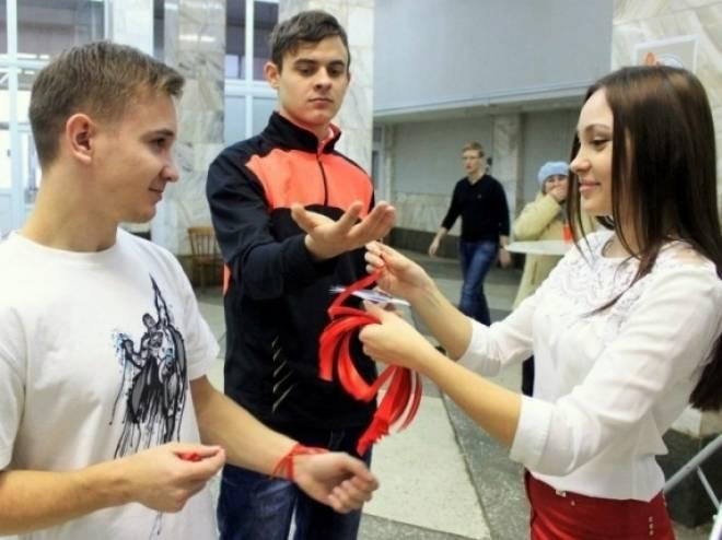 В Саранске устроят флешмоб в память о жертвах СПИДа