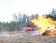 В Мордовии официально начался пожароопасный сезон
