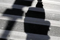 В Саранске водитель-студент сломал пенсионеру ребро