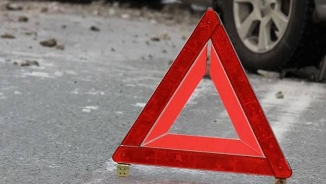 В Мордовии иномарка врезалась в строительный песок: два человека погибли на месте