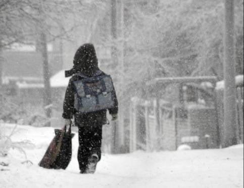 В Мордовии сельский школьник сам добирался в школу за 20 км
