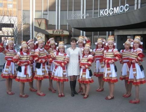 Мордовская «Юность» стала абсолютным победителем на танцевальном ринге