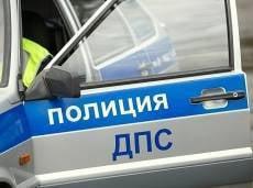 В Мордовии угонщик запаниковал при виде патруля ДПС