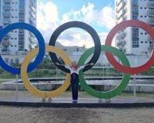 Елена Анюшина — в полуфинале Олимпиады в Рио