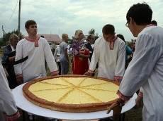 В Мордовии испекут ватрушку с картофелем рекордного размера