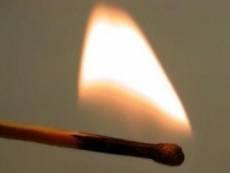 В Мордовии дети доигрались до пожара